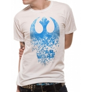 Star Wars - T-Shirt Jedi Badge Explosion