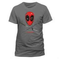 Deadpool - T-Shirt Crossbones