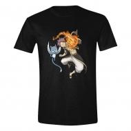 Fairy Tail - T-Shirt Natsu & Happy