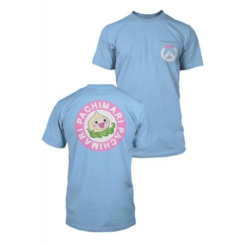 Overwatch - T-Shirt Premium Pachimari Pocket