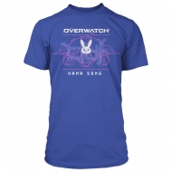 Overwatch - T-Shirt Premium Battle Meka D.Va