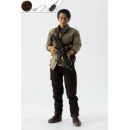 The Walking Dead - Figurine 1/6 Glenn Rhee Deluxe Version 29 cm