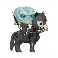 Game of Thrones - Figurine POP! White Walker on Horse 15 cm