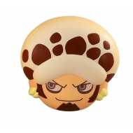 One Piece - Figurine Fluffy Squeeze Bread anti-stress Sanji's Hand Made Bread Fes Trafalgar Law 8 cm