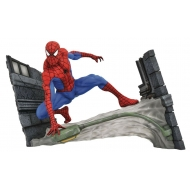 Marvel Comic Gallery - Statuette Spider-Man Webbing 18 cm