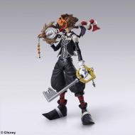 Kingdom Hearts II - Figurine Bring Arts Sora Halloween Town Ver. 15 cm