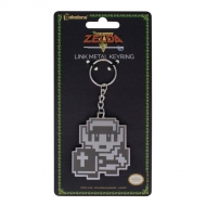 The Legend of Zelda - Porte-clés métal 8 Bit Link 7 cm