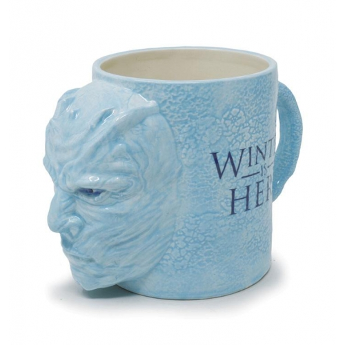Game of Thrones - Mug Shaped 3D Night King