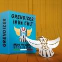 Goldorak - Pendentif UFO Robot Grendizer avec lanière Iron Cult