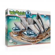 Wrebbit The Classics Collection - Puzzle 3D Opera de Sydney