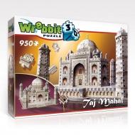 Wrebbit The Classics Collection - Puzzle 3D Taj Mahal