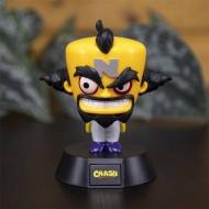 Crash Bandicoot - Veilleuse 3D Icon Doctor Neo Cortex 10 cm