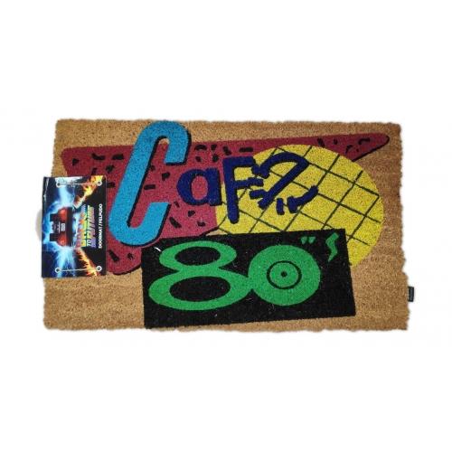 Retour vers le Futur - Paillasson 80's Cafe 43 x 72 cm