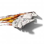 Star Wars - Lampe 3D LED Millennium Falcon