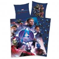 Avengers Endgame - Parure de lit 135 x 200 cm / 80 x 80 cm