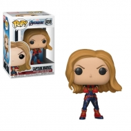 Avengers Endgame - Figurine POP! Captain Marvel 9 cm