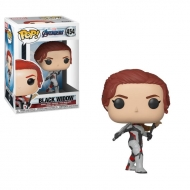 Avengers Endgame - Figurine POP! Black Widow 9 cm