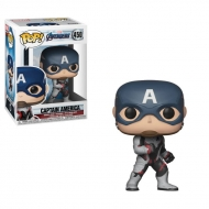 Avengers Endgame - Figurine POP! Captain America 9 cm