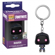 Fortnite - Porte-clés Pocket POP! Raven 4 cm