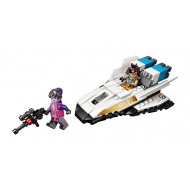 Overwatch - LEGO® Tracer contre Fatale