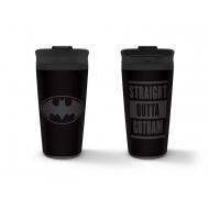 Batman - Mug de voyage Straight Outta Gotham