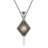 Les Animaux fantastique 2 - Réplique pendentif de Gellert Grindelwald avec chaînette