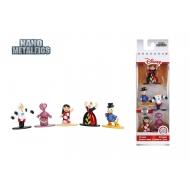 Disney - Pack 5 figurines Diecast Nano Metalfigs 4 cm