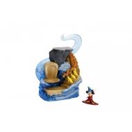 Disney - Diorama Nano Metalfigs The Sorcerer's Apprentice