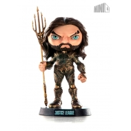 Justice League - Figurine Mini Co. Aquaman 14 cm
