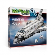 Wrebbit The Classics American Icons Collection - Puzzle 3D Space Shuttle Orbiter