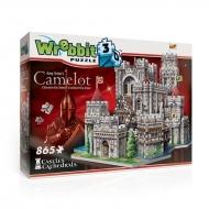 Wrebbit Castles & Cathedrals - Puzzle 3D King Arthurs Camelot