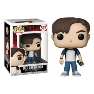 « Il » est revenu 2017 - Figurine POP! Bill Denbrough 9 cm