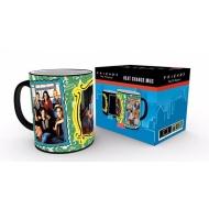 Friends - Mug effet thermique Frames