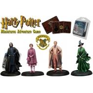 Harry Potter - Pack 5 figurines 35 mm Adventure Pack Hogwarts Professors *ANGLAIS*