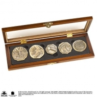 Le Hobbit - Pièces de collection Dwarven Treasure