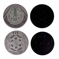Star Wars - Pack 4 sous-verres Icons