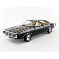 Supernatural - Réplique métal 1/18 Dodge Charger 1970