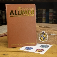 Harry Potter - Cahier avec set 4 autocollants Alumni