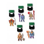 Les Maîtres de l'Univers - Pack 5 figurines Mega Construx Probuilder Bataille pour Eternia
