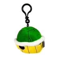 Mario Kart - Porte-clés peluche Mocchi-Mocchi Green Shell 10 cm