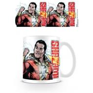 Shazam - Mug Flexing Up A Storm