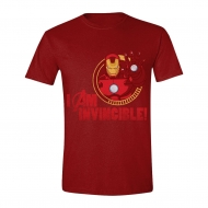 Avengers - T-Shirt Iron Man I Am Invincible