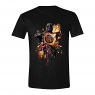 Avengers : Endgame - T-Shirt Thanos & Avengers