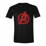 Avengers : Endgame - T-Shirt Shattered Logo