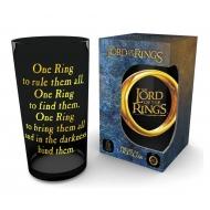 Le Seigneur des Anneaux - Verre Premium One Ring