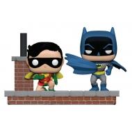 Batman 80th - Pack 2 Figurine POP! Batman & Robin (1964) 9 cm
