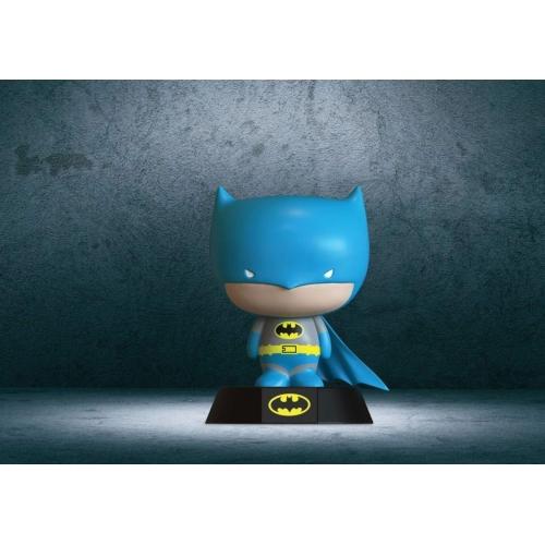 DC Comics - Veilleuse 3D Icon Retro Batman 10 cm