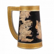 Game of Thrones - Chope céramique Collectors Westeros Map