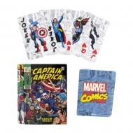 Marvel - Jeu de cartes à jouer Comic Book Designs