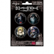 DEATH NOTE - Pack de badges - Characters 2
